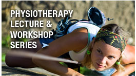 Physiotherapy Lecture and Workshop Series